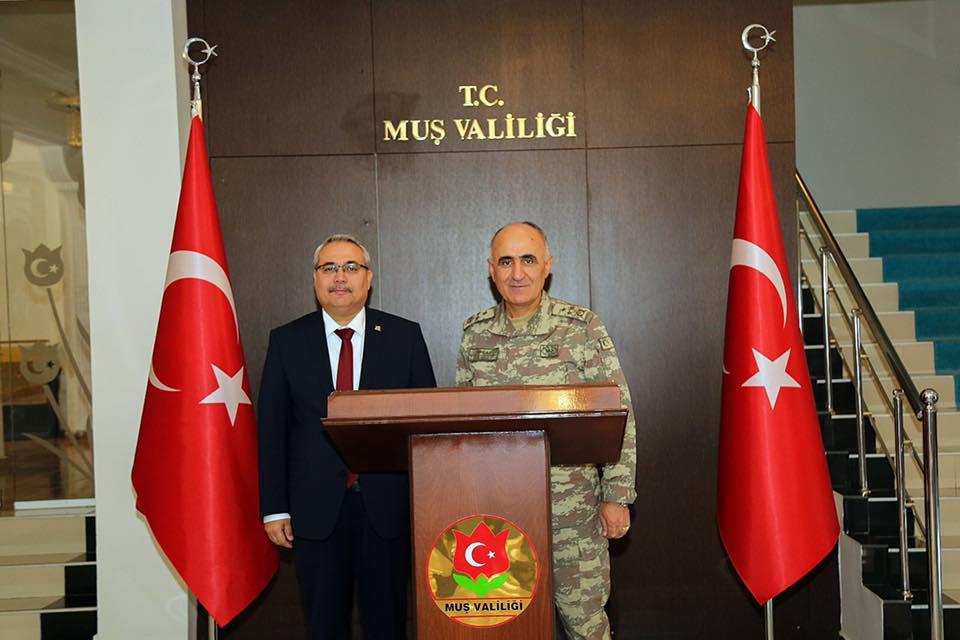 Τουρκία: Ο Διοικητής 8ου Σώματος Στρατού ένας εκ των νεκρών της συντριβής ελικοπτέρου!