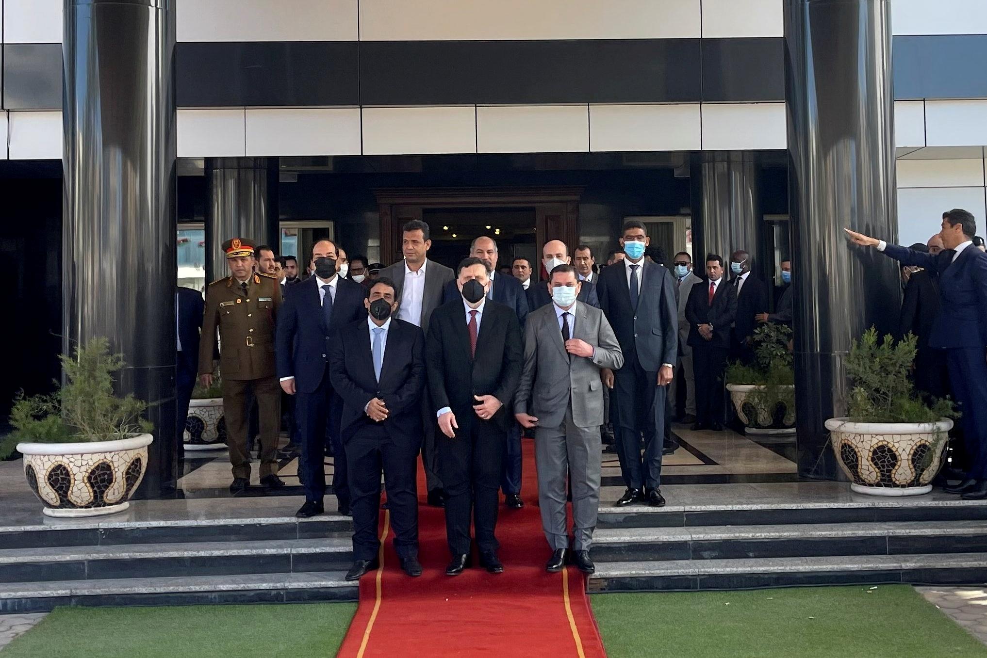 Λιβύη: Η νέα κυβέρνηση του Πρωθυπουργού Ντμπεϊμπά ανέλαβε επισήμως καθήκοντα