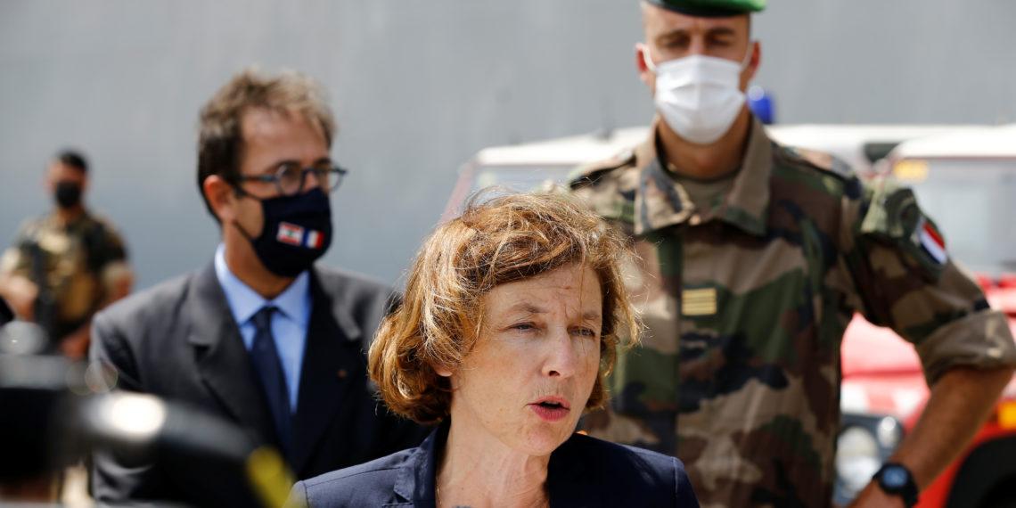 Παρέλαση 25ης Μαρτίου: Η Υπουργός Άμυνας Φλοράνς Παρλύ θα εκπροσωπήσει τη Γαλλία