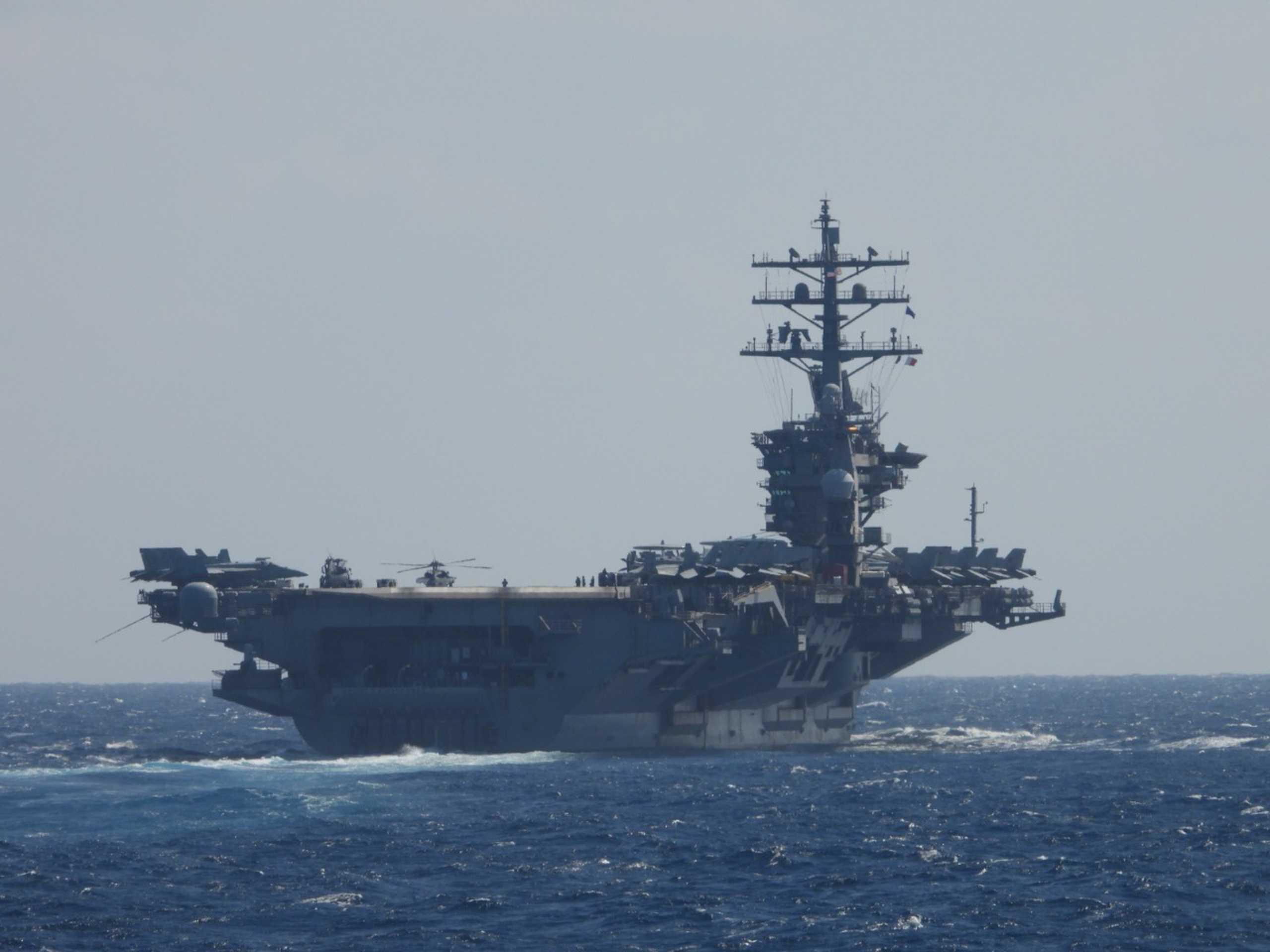 Το αμερικανικό αεροπλανοφόρο «USS Eisenhower» θα επισκεφθεί ο Κυριάκος Μητσοτάκης – Όλο το πρόγραμμα