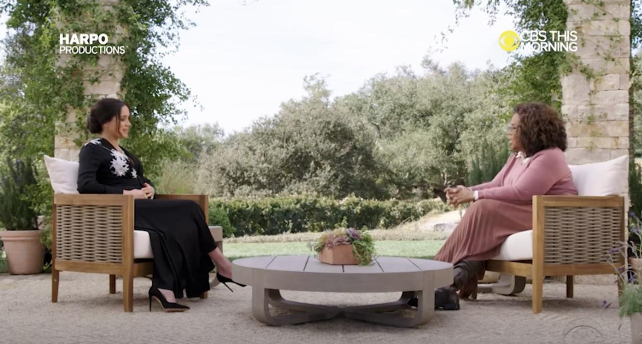 Μαρτύριο της σταγόνας για το Παλάτι η πολυσυζητημένη συνέντευξη Χάρι και Μέγκαν στην Όπρα (video)