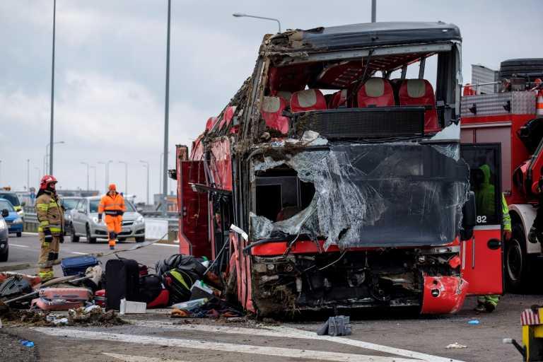 Πολωνία: Σοκαριστικό τροχαίο με τουριστικό λεωφορείο! 6 νεκροί, δεκάδες τραυματίες (pics)