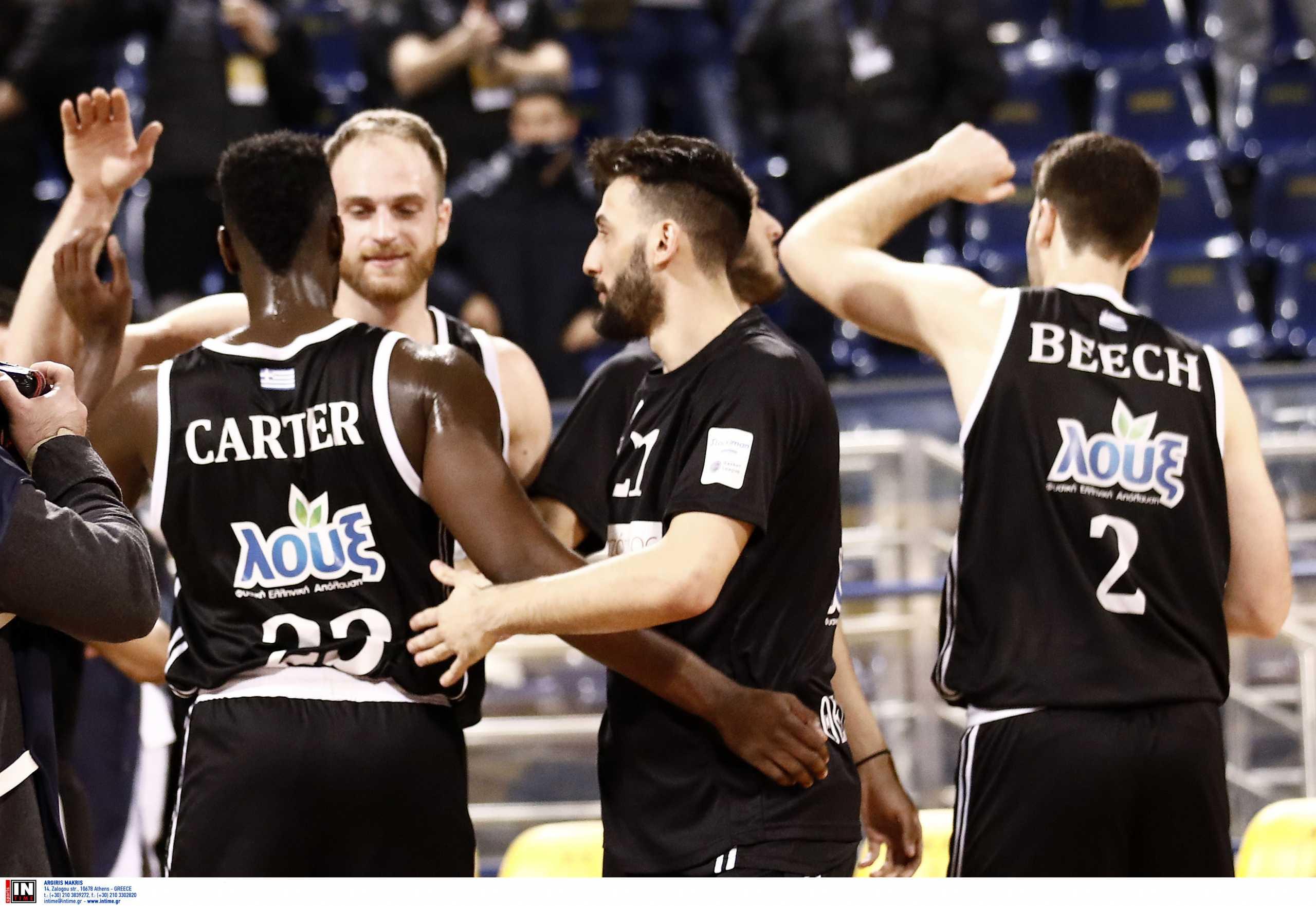Basket League: Σούπερ ανατροπή από τον ΠΑΟΚ στο ντέρμπι με τον Άρη (video)