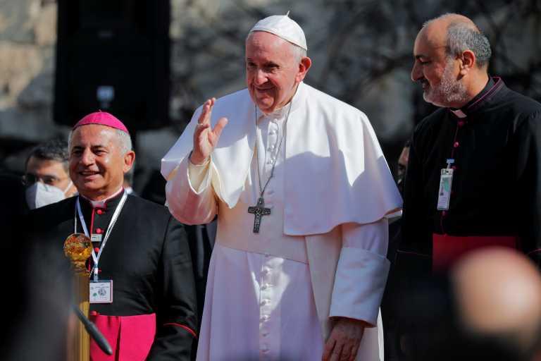Πάπας Φραγκίσκος: Δεν αποδέχτηκε την παραίτηση του Γερμανού Καρδινάλιου
