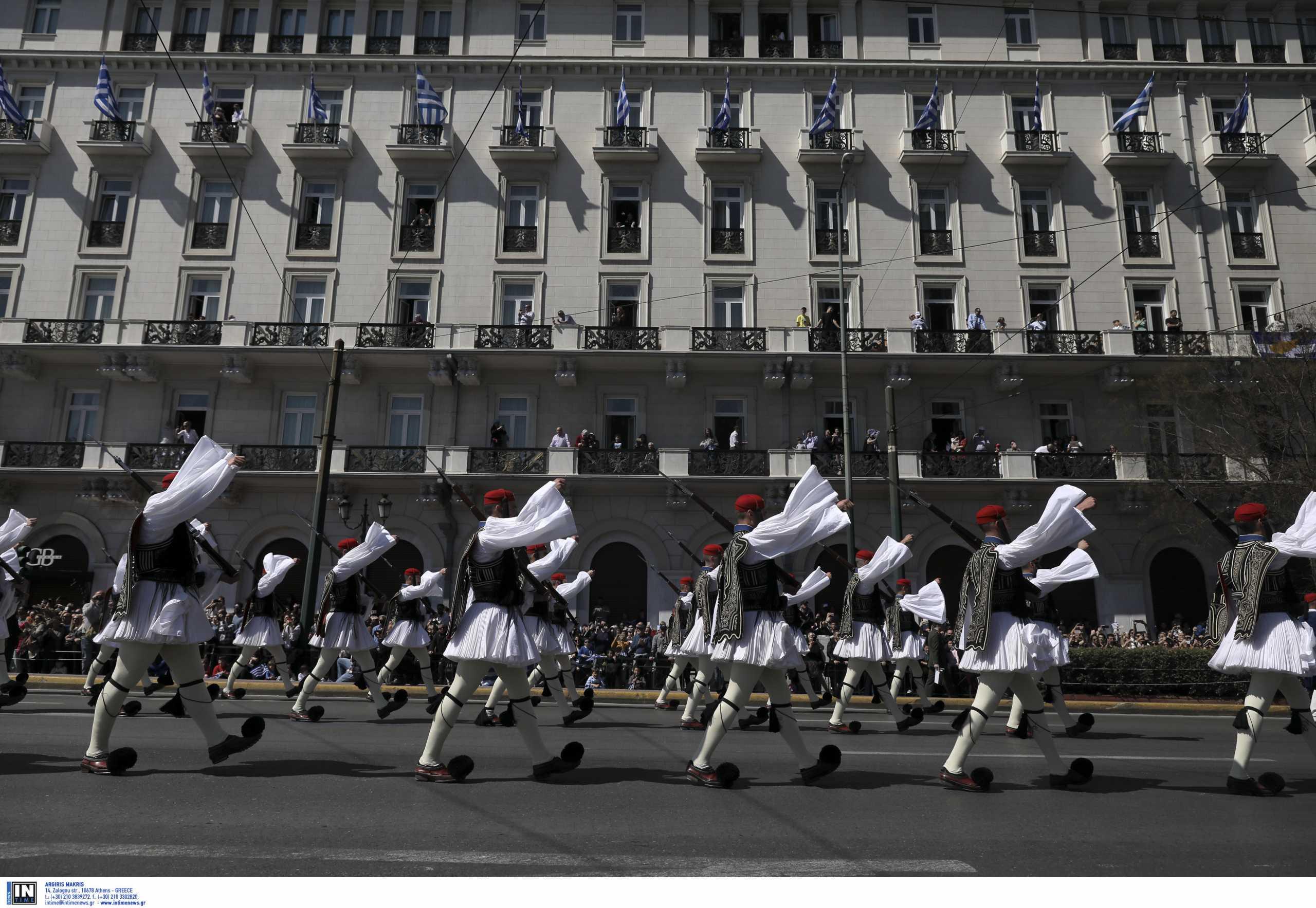 Πελώνη για 25η Μαρτίου: Δεν θα γίνουν παρελάσεις παρά μόνο η στρατιωτική