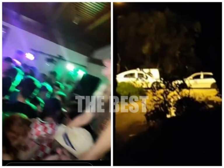 Πάτρα: Τελικά… έγινε το κορονοπάρτι – Παραδοχή της ΕΛΑΣ μετά το σάλο (pics)