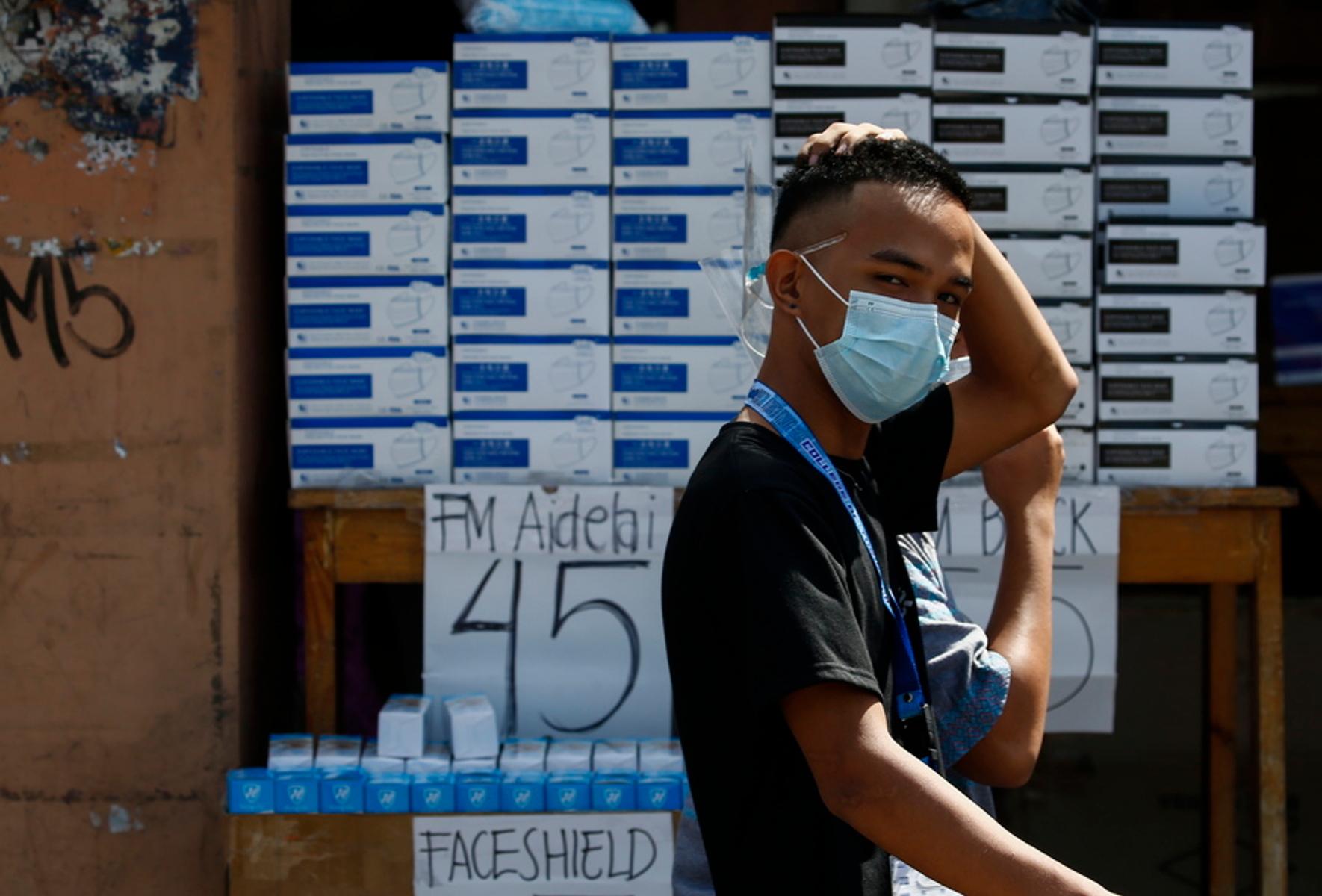 Φιλιππίνες – κορονοϊός: Σε lockdown 24 εκατ. κάτοικοι στη Μανίλα μετά την αύξηση των κρουσμάτων