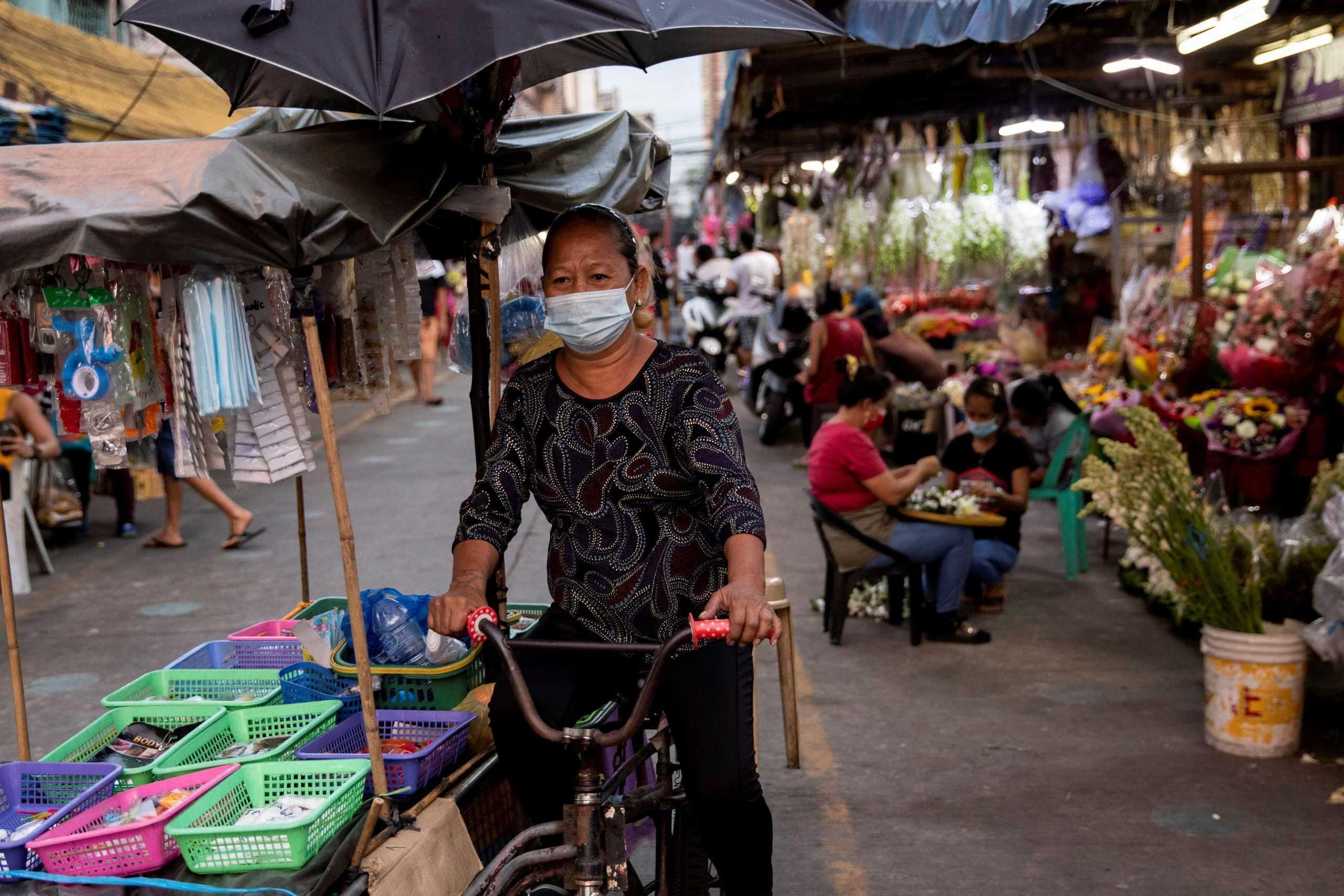 Κορονοϊός: Το βραζιλιάνικο παραλλαγμένο στέλεχος χτύπησε και τις Φιλιππίνες