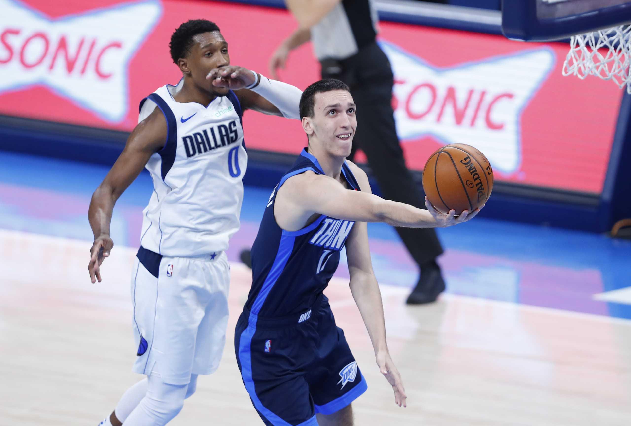 NBA: Χτύπησε ο Ποκουσέφσκι, ήττα για Θάντερ