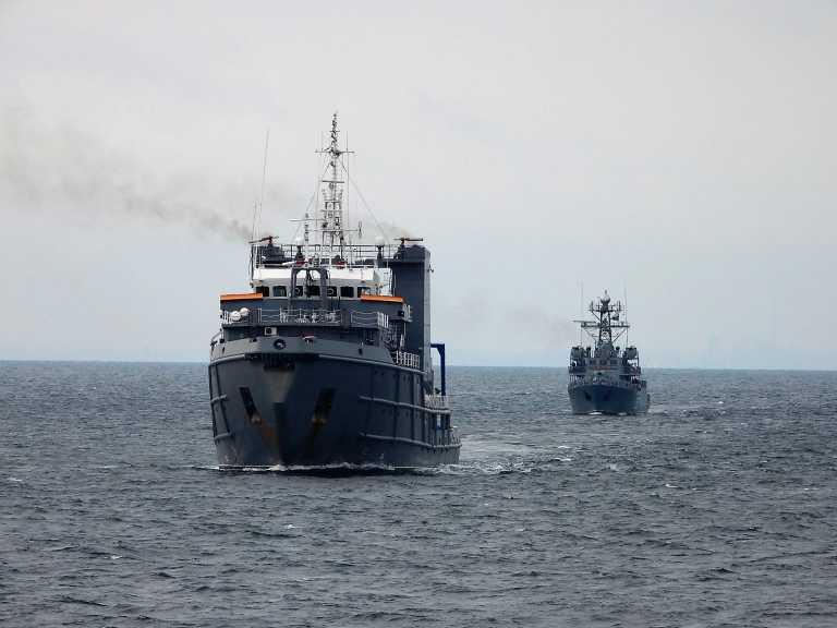 Poseidon 21: Συμμετοχή του Πολεμικού Ναυτικού στην πολυεθνική άσκηση του NATO [pics]