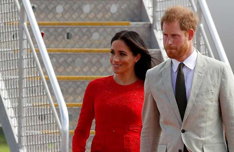 Ο Λευκός Οίκος στηρίζει τον πρίγκιπα Χάρι και τη Μέγκαν – «Επέδειξαν θάρρος»