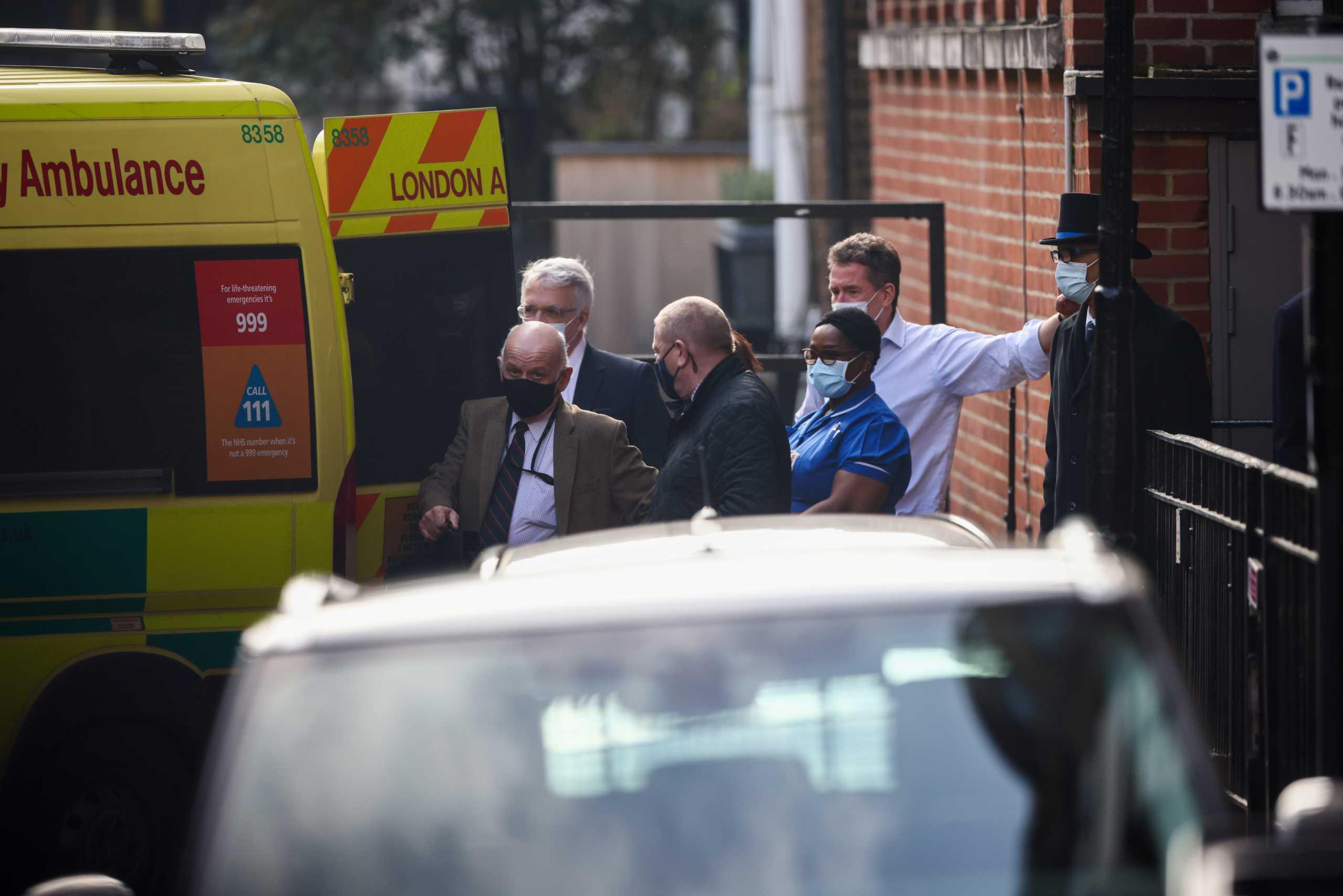 Πρίγκιπας Φίλιππος: Μεταφέρθηκε σε άλλο νοσοκομείο μετά από πρόβλημα στην καρδιά