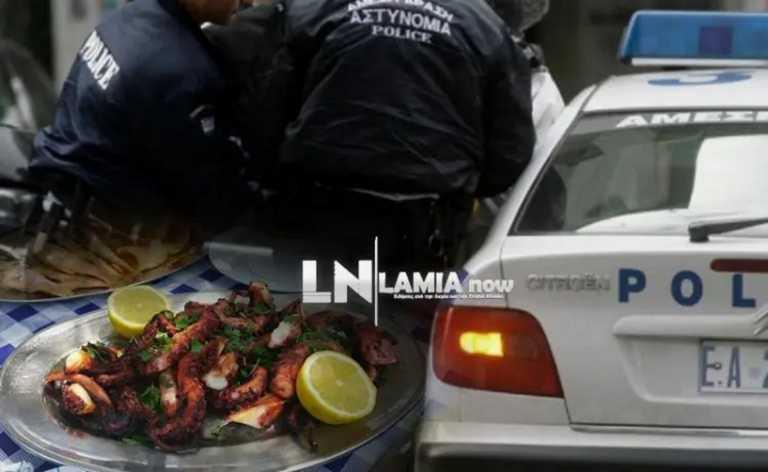 Βοιωτία – Lockdown: 3.000 ευρώ και αυτόφωρο για ιδιοκτήτη ψαροταβέρνας – «Καμπάνες» και σε 3 πελάτες