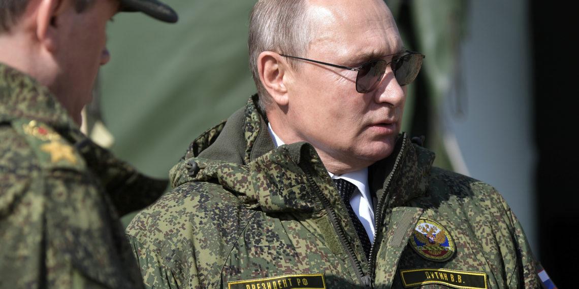 """Δεν ξέρει από """"βύσματα"""" ο Πούτιν: Έδωσε εντολή για υποχρεωτική στράτευση χιλιάδων Ρώσων πολιτών!"""