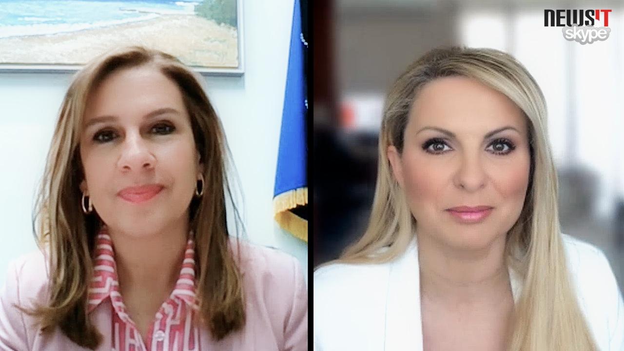 Ζωή Ράπτη στο newsit.gr: Αυτές οι κατηγορίες πολιτών ζητούν ψυχολογική υποστήριξη για την πανδημία