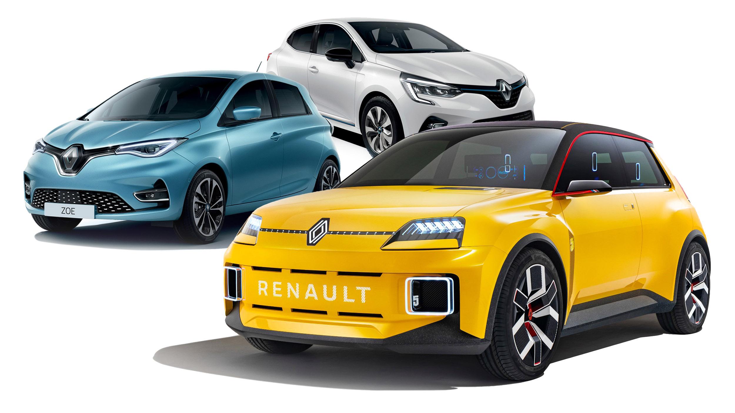 H Renault θέλει να διπλασιάσει τις πωλήσεις ηλεκτρικών και υβριδικών το 2021