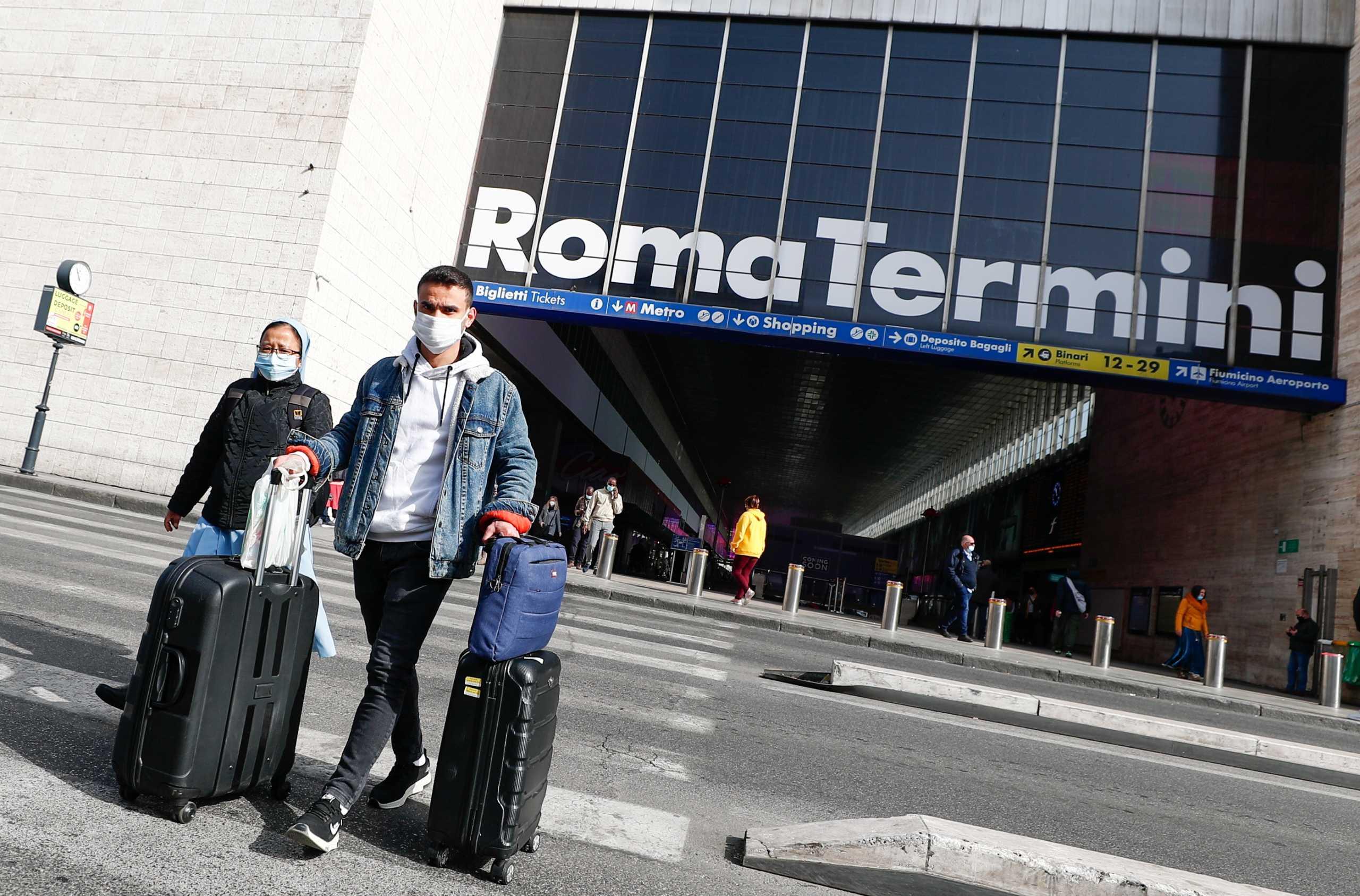 Ιταλία: Από τον Απρίλιο Ρώμη – Μιλάνο θα συνδέονται και με τραίνο «covid free»