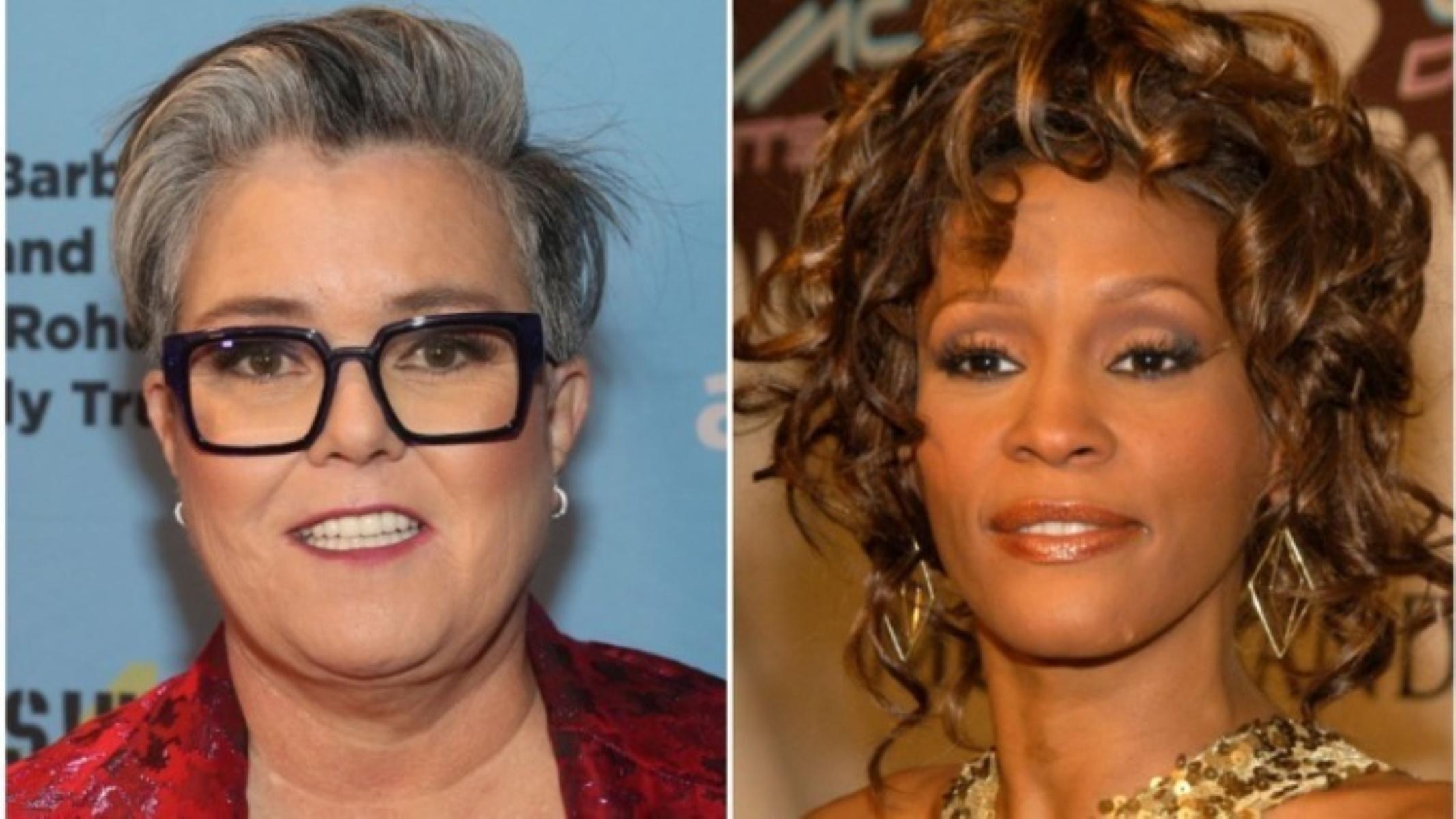 H Ρόζι Ο' Ντόνελ μιλά για την bisexual Whitney Houston
