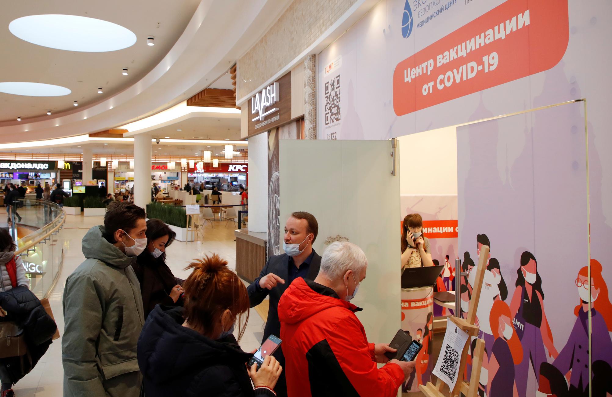 Ρωσία: 365 νεκροί και πάνω από 8.500 νέα κρούσματα κορονοϊού