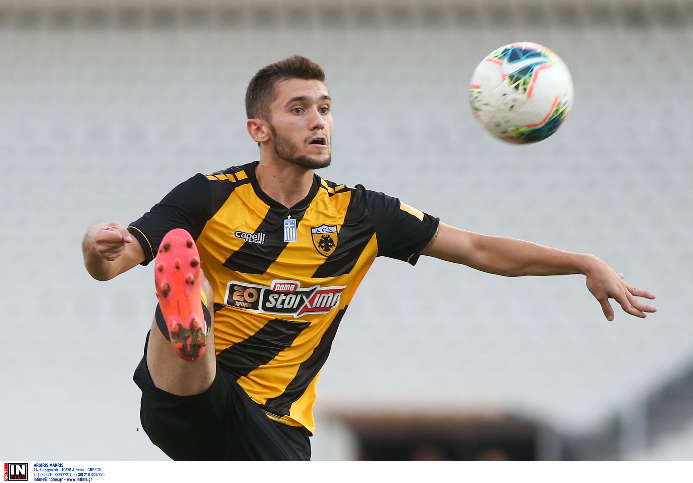 ΑΕΚ: Ενδιαφέρον από Τουρκία και MLS για τον Ανέλ Σαμπανάτζοβιτς