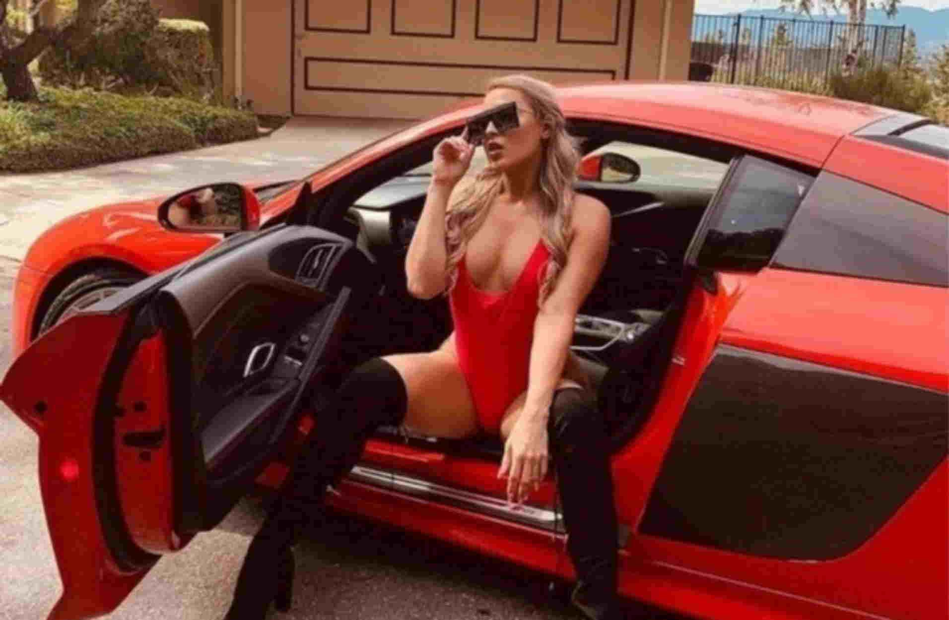 """Τα σέξι οπίσθια της Samantha Gangewere """"ρίχνουν"""" το Instagram!"""