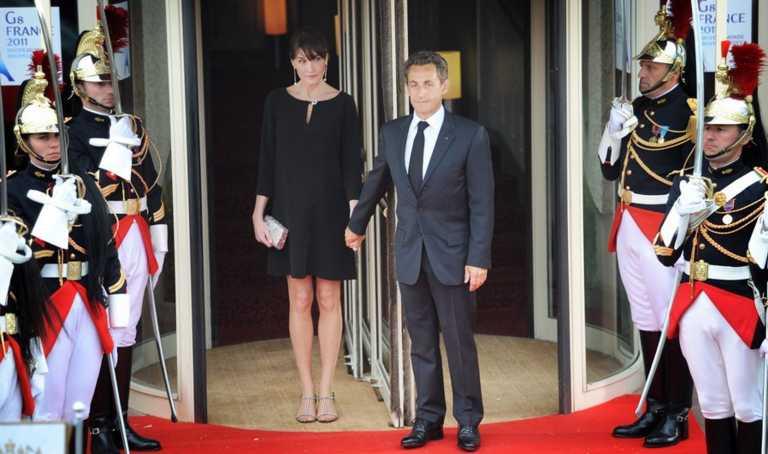 Νικολά Σαρκοζί: Το μήνυμα στήριξης της συζύγου του, Κάρλα Μπρούνι