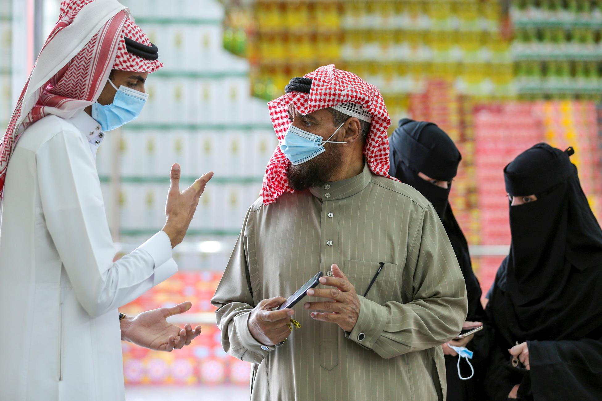 Σαουδική Αραβία: Ξεπέρασε τα 500 κρούσματα κορονοϊού