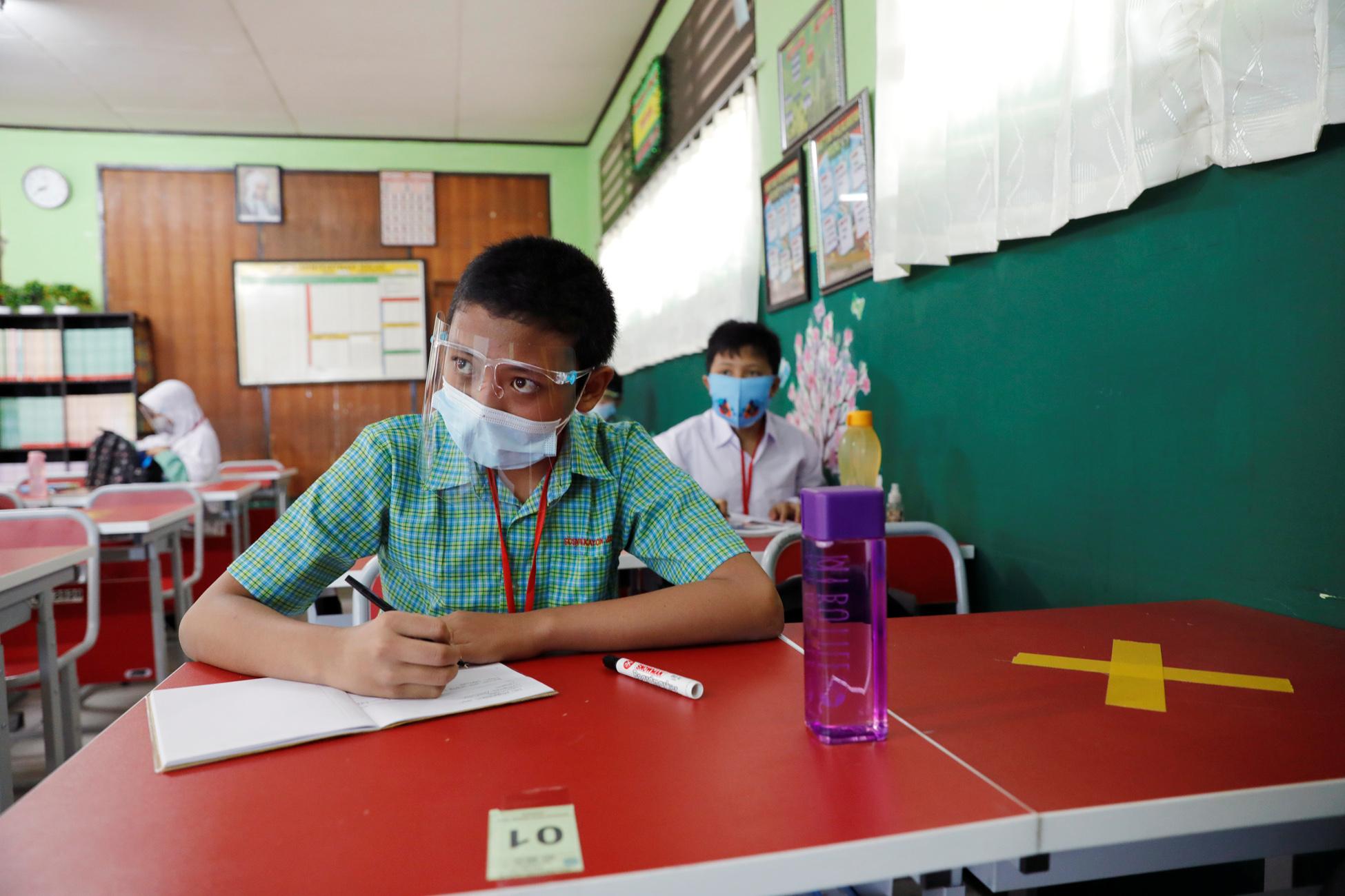 UNESCO: Προβλήματα στη μάθηση και «καταστροφές γενεών» λόγω κορονοϊού