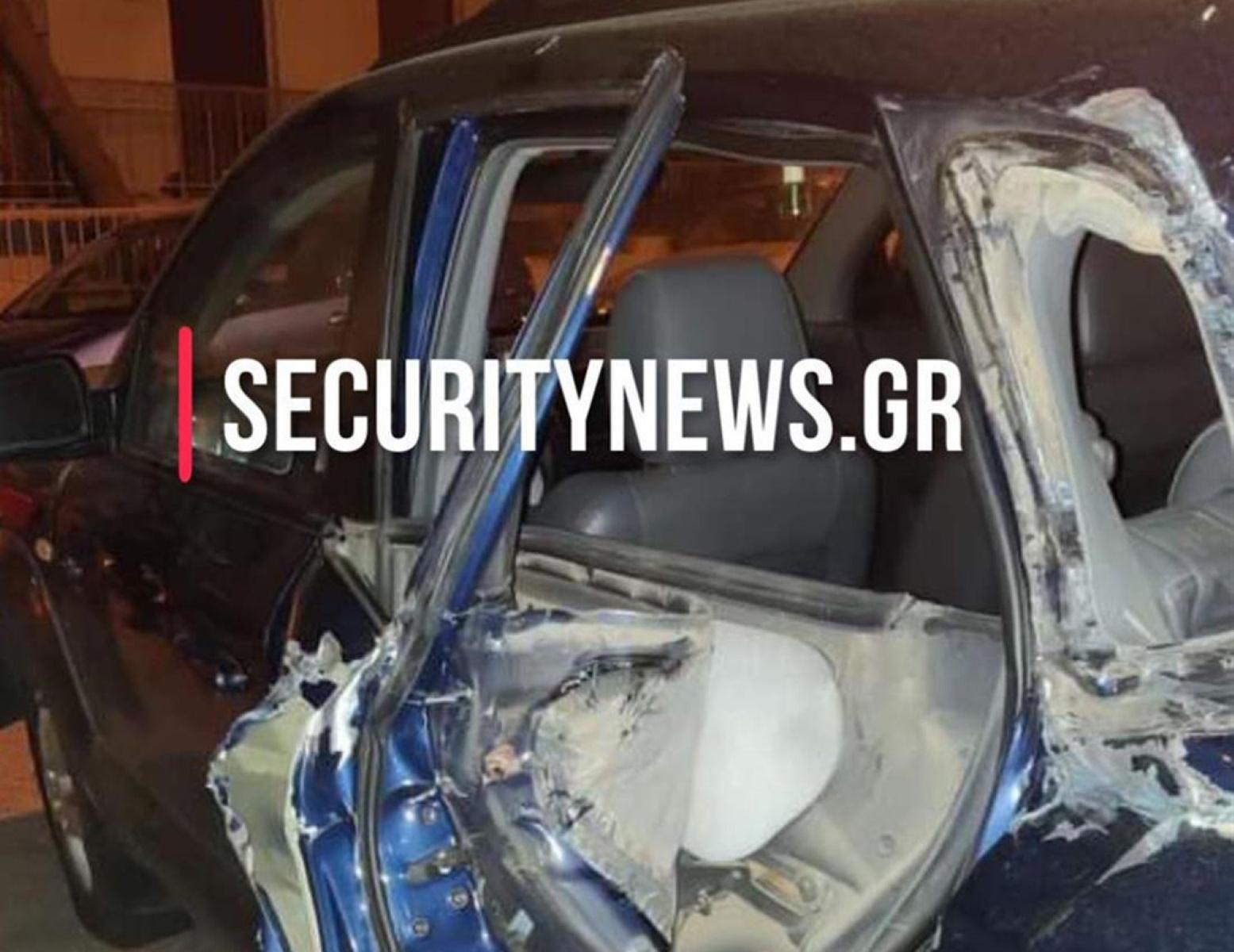 Κινηματογραφική καταδίωξη οδηγού στην Αθήνα – Video ντοκουμέντο