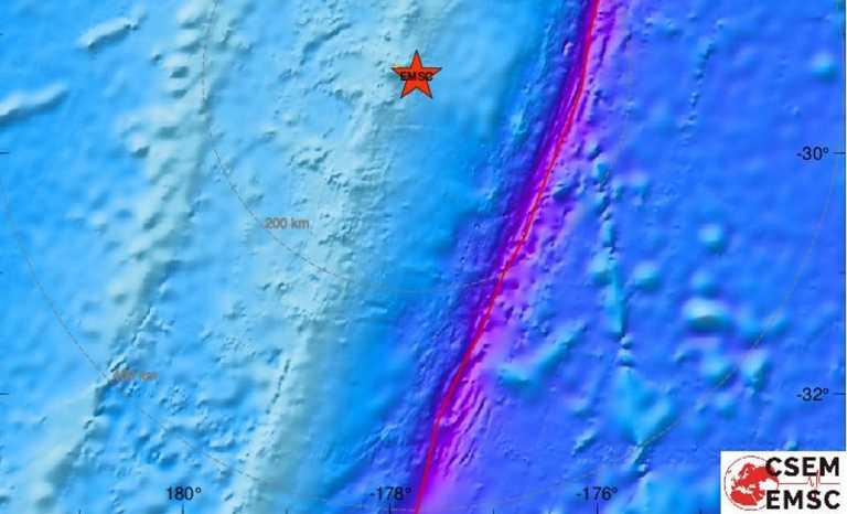 Σεισμός 7,2 Ρίχτερ ξανά στην Νέα Ζηλανδία