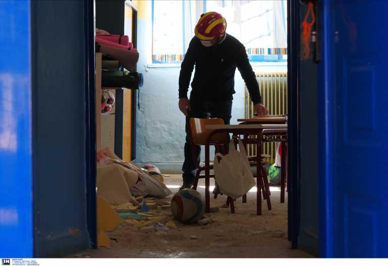 Σεισμός – Λάρισα: «Να μην ισχύσουν τα μέτρα για τον κορονοϊό» – Διάχυτη η ανησυχία στην πόλη