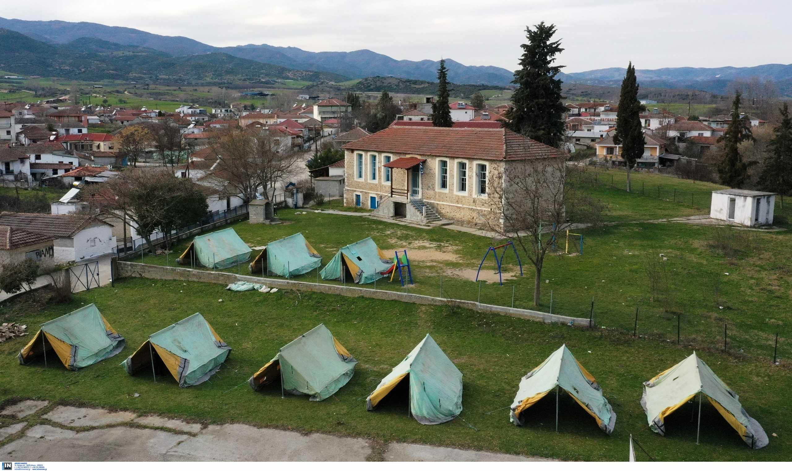 Θεσσαλία: 214 δηλωμένες ζημιές στις ασφαλιστικές εταιρείες από τους σεισμούς του Μαρτίου
