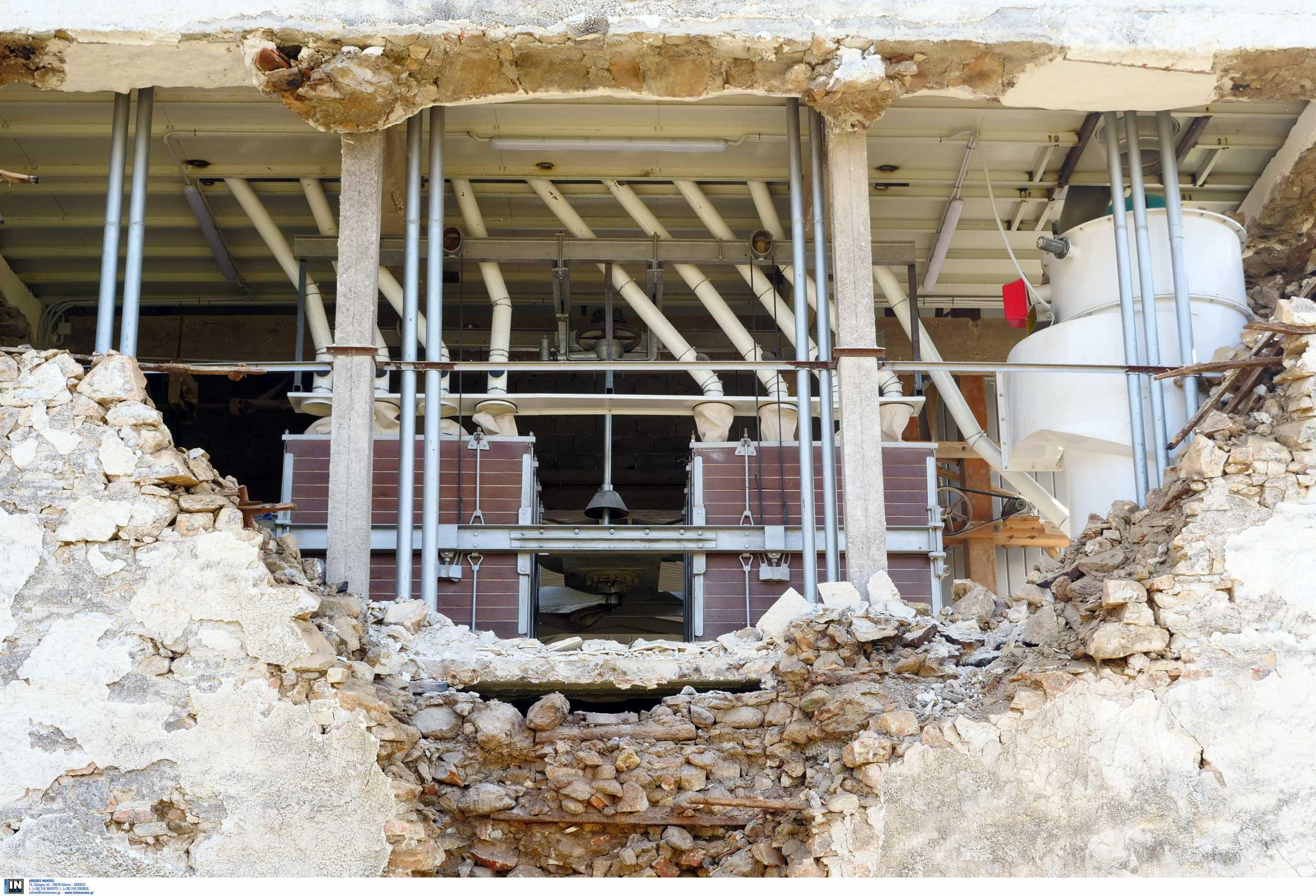 Σεισμός Ελασσόνα: Μη κατοικήσιμα 1.343 σπίτια στη Θεσσαλία