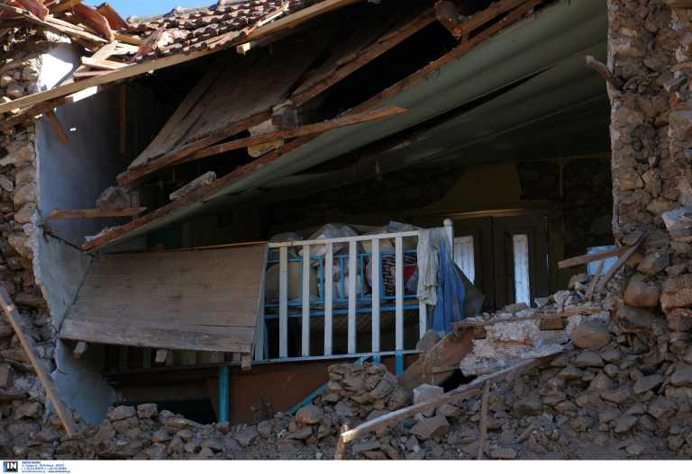 Σεισμός: Σε κατάσταση έκτακτης ανάγκης οι δήμοι Τυρνάβου και Φαρκαδόνας και η Ποταμιά Ελασσόνας