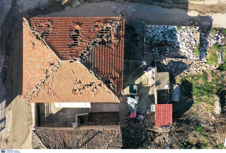 Σεισμός στην Ελασσόνα: «Σαρώνουν» τα σπίτια – Εντατικοί έλεγχοι