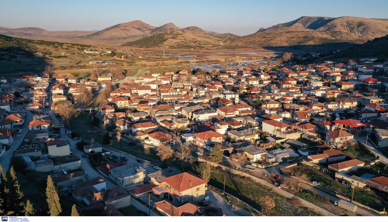 seismos Damasi 5 Intime 04 03 2021 - Δείτε από ψήλα τον σεισμό στο Δαμάσι - Εφιαλτικές περιγραφές