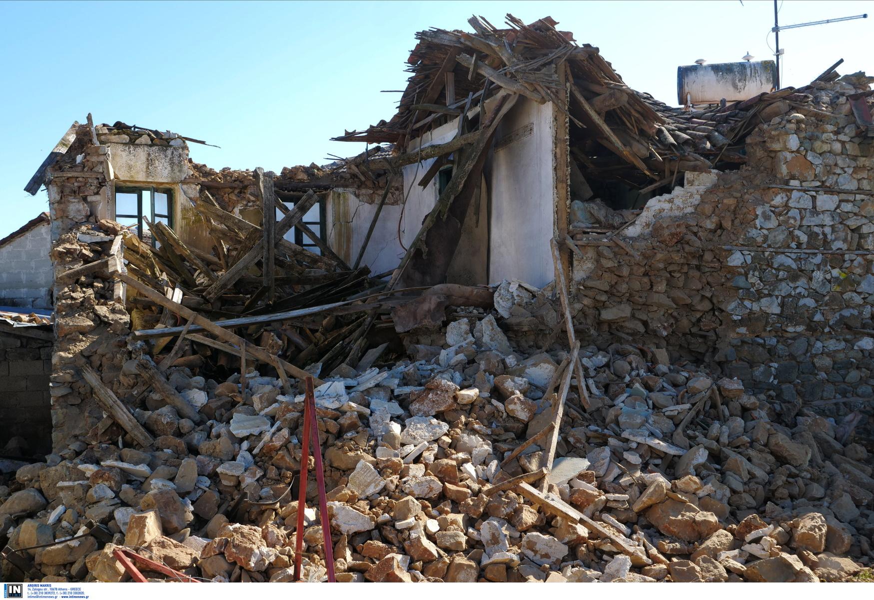 Τύρναβος: Ελπίδες στα συντρίμμια των ρίχτερ – «Τρέχουν» οι αυτοψίες των μηχανικών (pics)