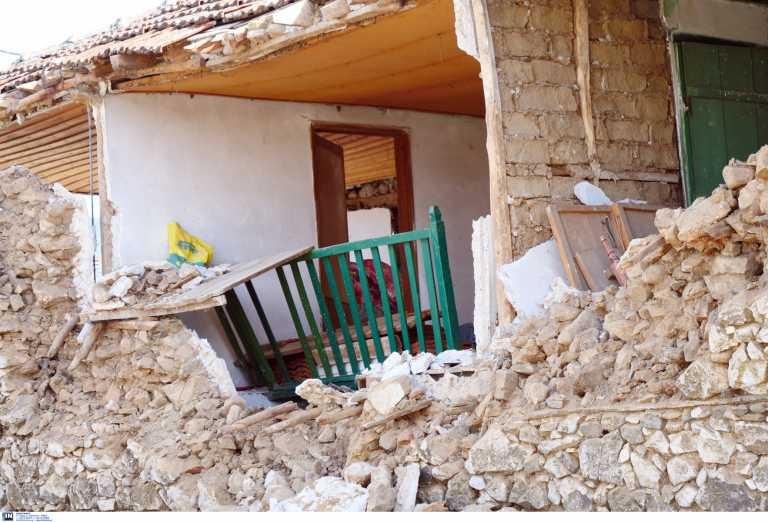 Σεισμός: Ο απολογισμός της καταστροφής σε Λάρισα και Ελασσόνα – Στο Δαμάσι ο Καραμανλής