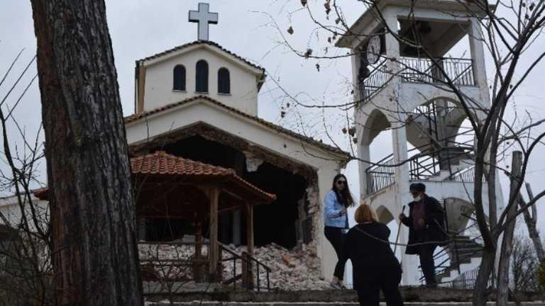 Σεισμός στην Ελασσόνα: Ψυχολογική υποστήριξη στους πληγέντες