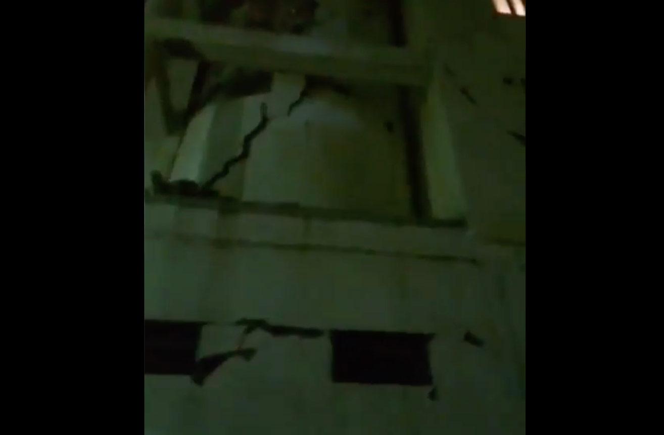 Ισχυρός σεισμός στην Αλγερία – Πανικός και τραυματίες, κόσμος πηδούσε από τα μπαλκόνια