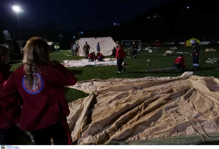 Σεισμός 5,8 Ρίχτερ στην Ελασσόνα – Αισθητός και στην Αττική