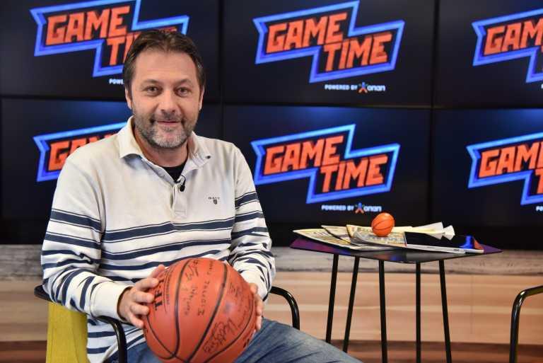 Σερέλης στο ΟΠΑΠ Game Time ΜΠΑΣΚΕΤ: «Ο Παναθηναϊκός ΟΠΑΠ θα βρει ρυθμό με τον Χεζόνια»
