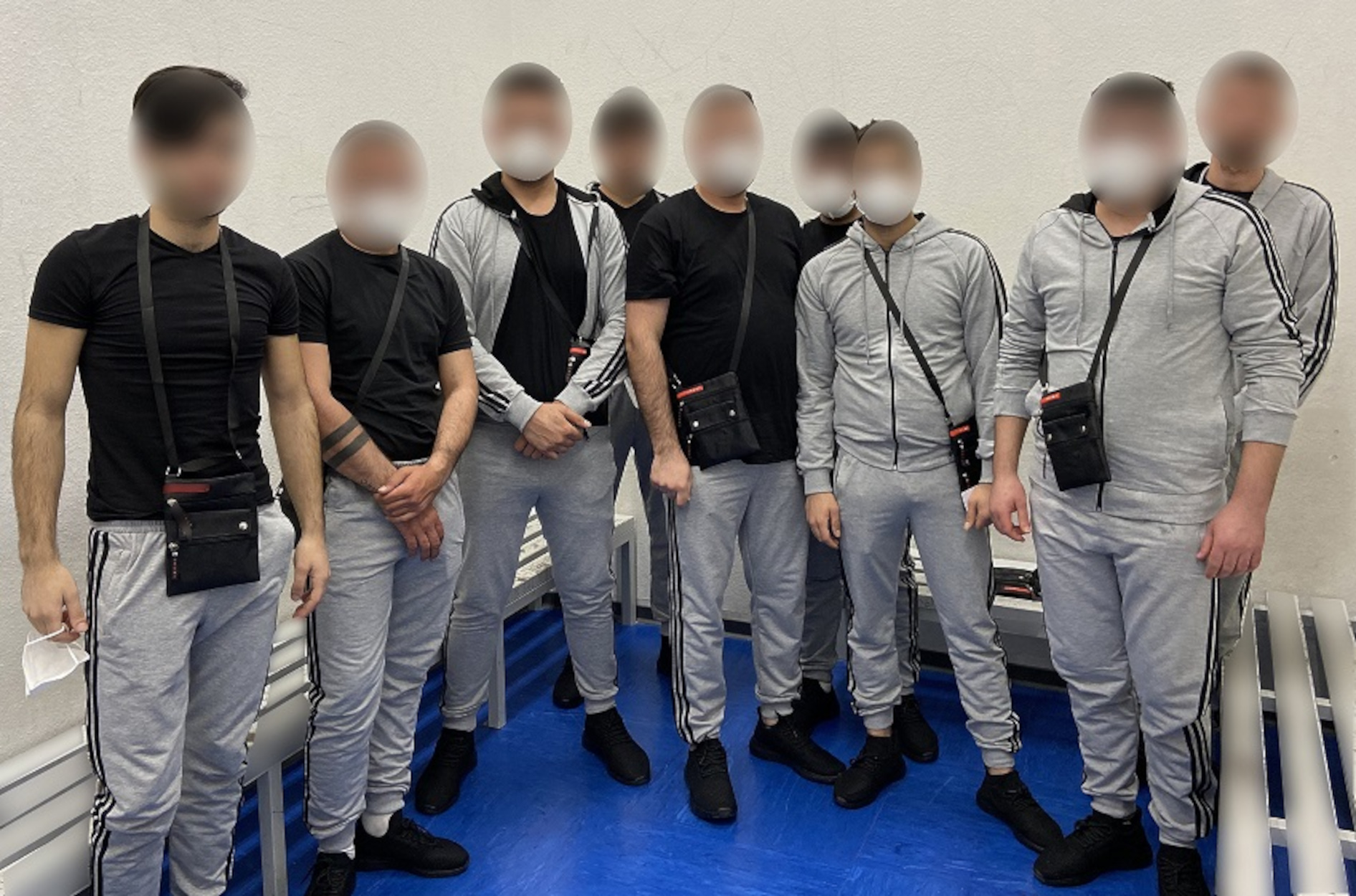 Σύροι παρίσταναν…την Ρουμάνικη εθνική ομάδα βόλεϊ για να φύγουν από την Ελλάδα!