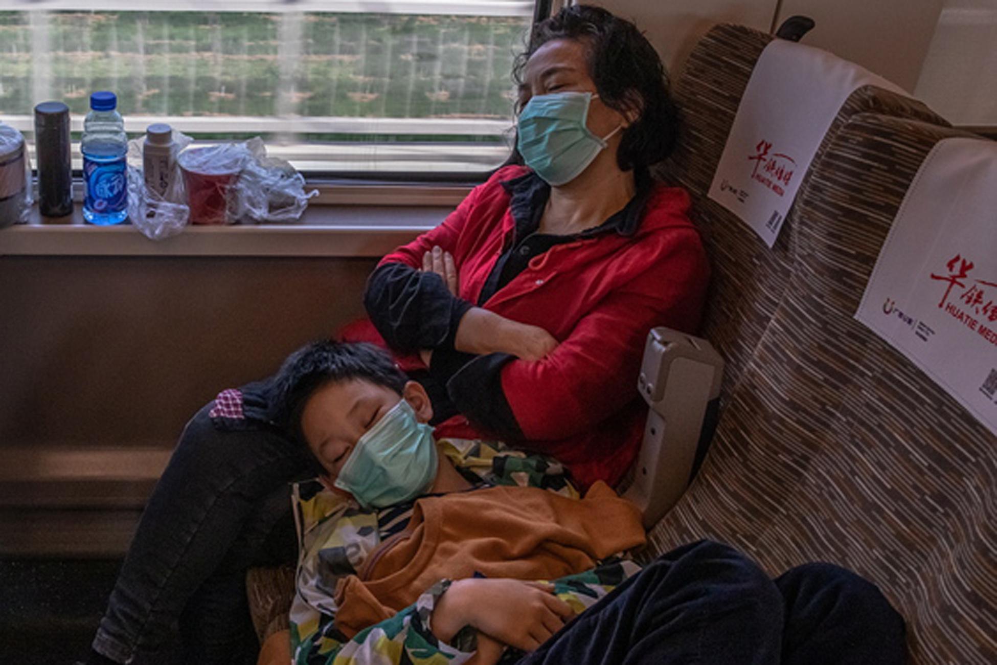 Κορονοϊός: Αυξημένος κίνδυνος σοβαρής νόσησης για όσους δεν κοιμούνται καλά