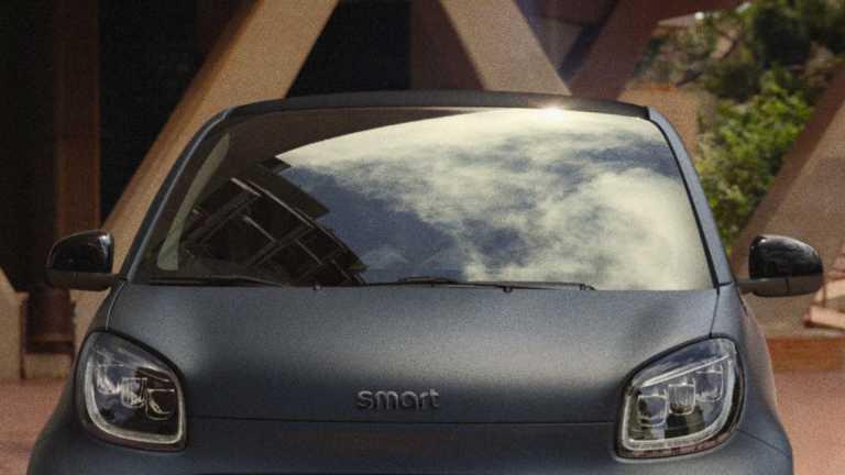 Η smart ετοιμάζει το πρώτο της ηλεκτρικό SUV