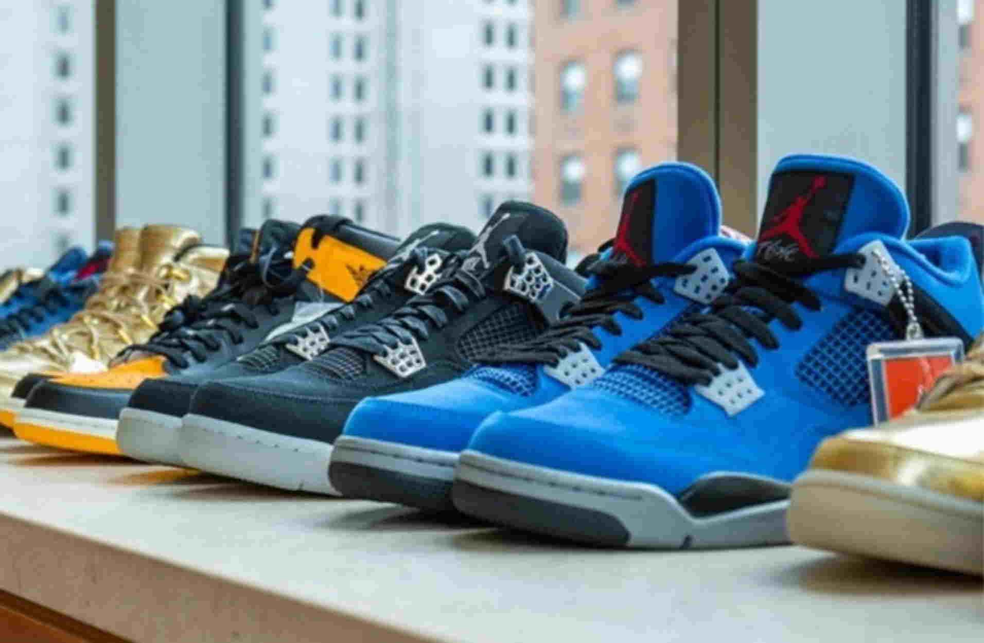 Δείτε τα 50 από τα πιο σπάνια sneakers της Nike που παράχθηκαν ποτέ!