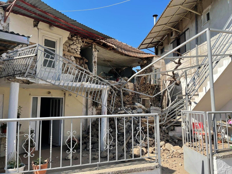 Σεισμός 5,2 Ρίχτερ στην Ελασσόνα