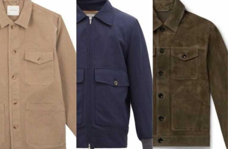 9 μπουφάν που μπορείτε να φοράτε από τώρα μέχρι το καλοκαίρι