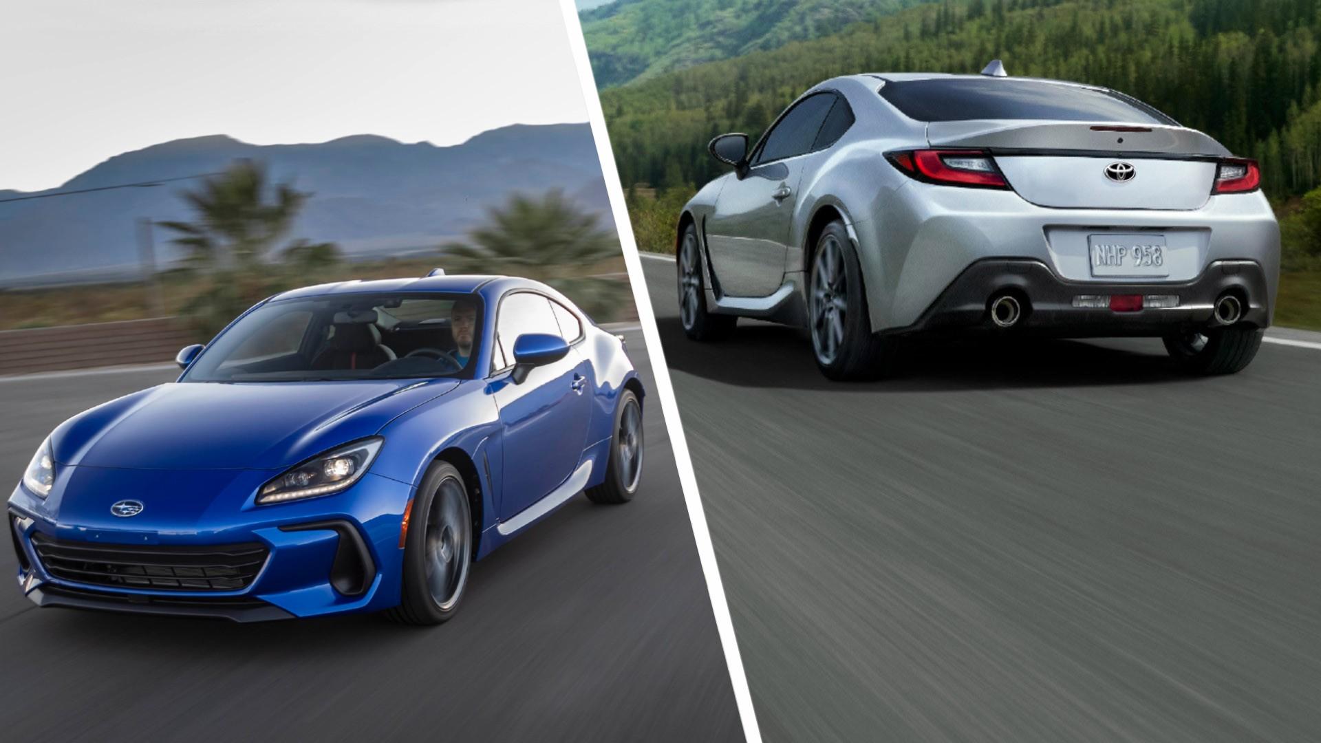 Η Toyota καθυστερεί το νέο GT86 γιατί μοιάζει πολύ με… Subaru!