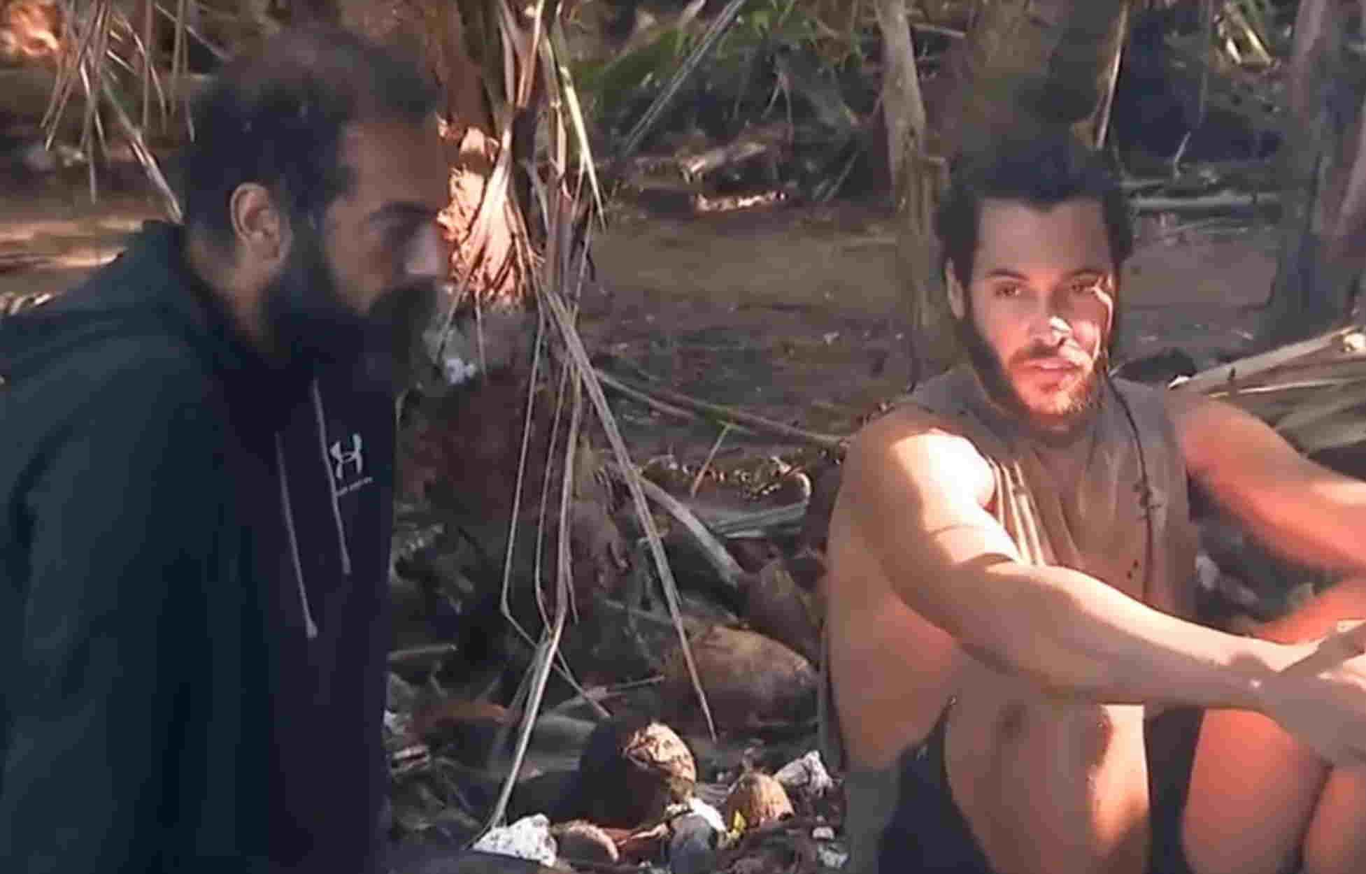 Survivor: Εκτός εαυτού ο Τριαντάφυλλος, άγριος τσακωμός με Ασημακόπουλο